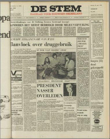 de Stem 1970-09-29