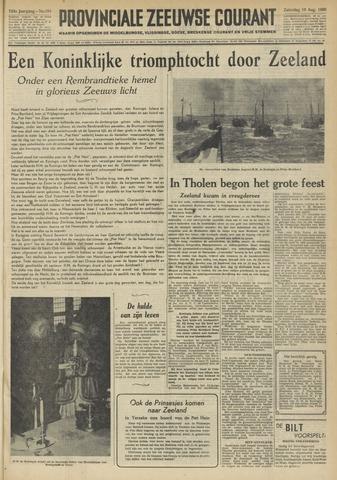 Provinciale Zeeuwse Courant 1950-08-19