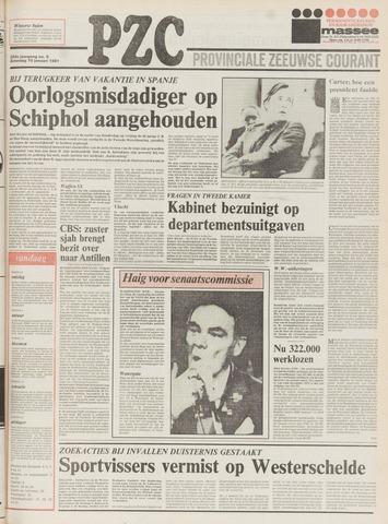 Provinciale Zeeuwse Courant 1981-01-10