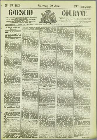 Goessche Courant 1912-06-22