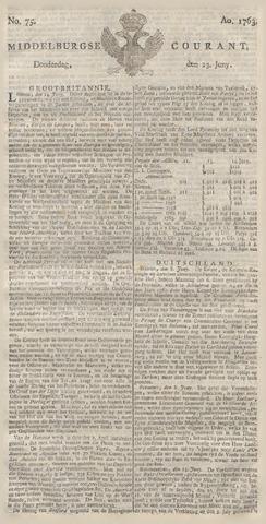 Middelburgsche Courant 1763-06-23