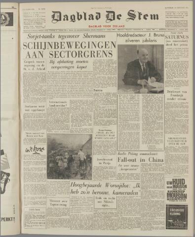 de Stem 1961-10-28