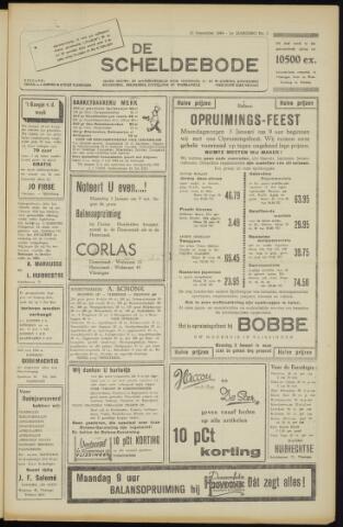 Scheldebode 1954-12-30