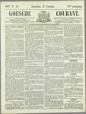 Goessche Courant 1897-01-23