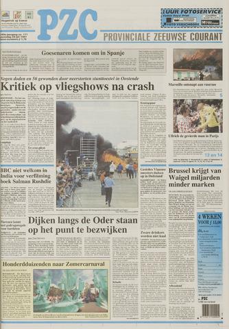 Provinciale Zeeuwse Courant 1997-07-28