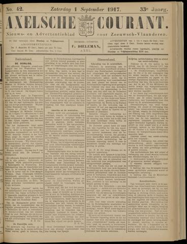 Axelsche Courant 1917-09-01