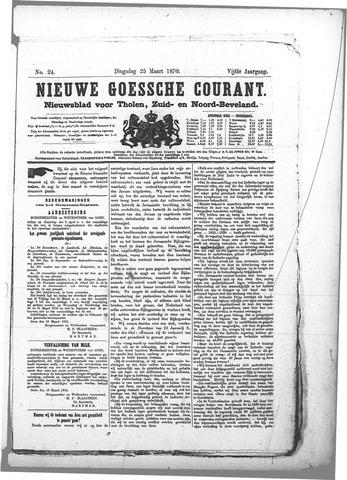 Nieuwe Goessche Courant 1870-03-25