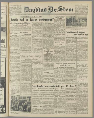 de Stem 1949-02-28