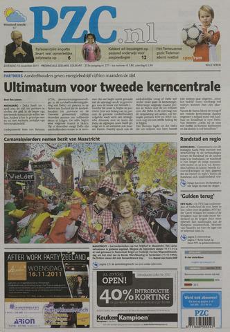 Provinciale Zeeuwse Courant 2011-11-12