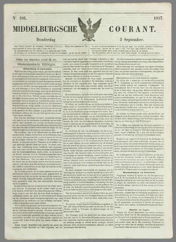 Middelburgsche Courant 1857-09-03