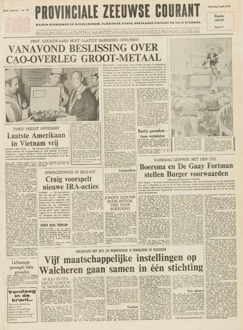 Provinciale Zeeuwse Courant 1973-04-02