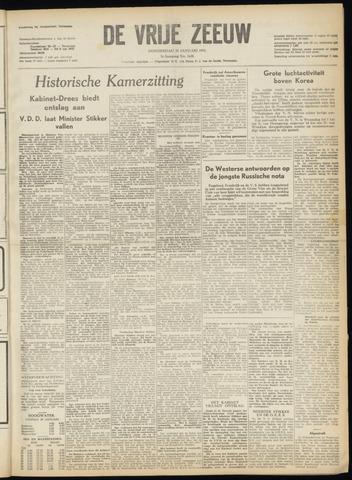 de Vrije Zeeuw 1951-01-25