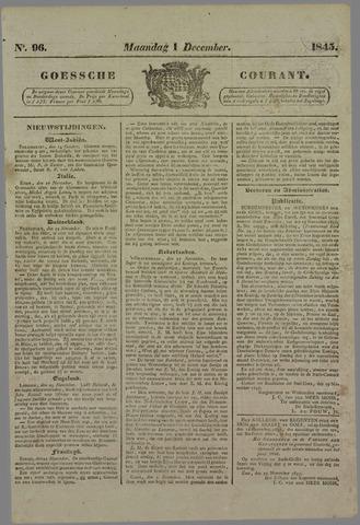 Goessche Courant 1845-12-01