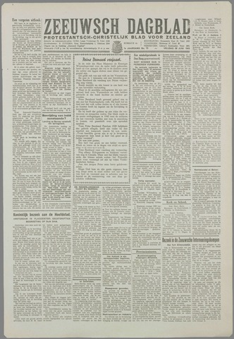 Zeeuwsch Dagblad 1945-06-29