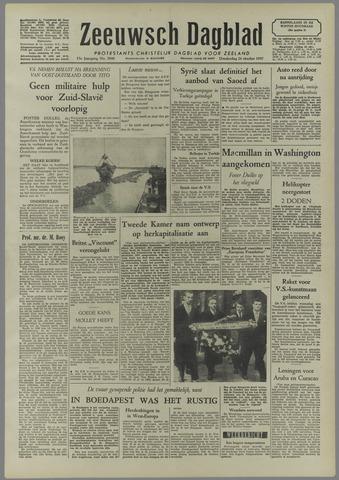 Zeeuwsch Dagblad 1957-10-24