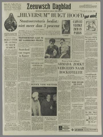 Zeeuwsch Dagblad 1961-11-22