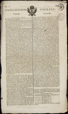 Middelburgsche Courant 1814-05-19