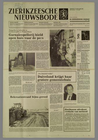 Zierikzeesche Nieuwsbode 1984-01-27