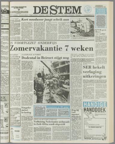 de Stem 1985-08-15