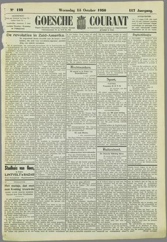 Goessche Courant 1930-10-15