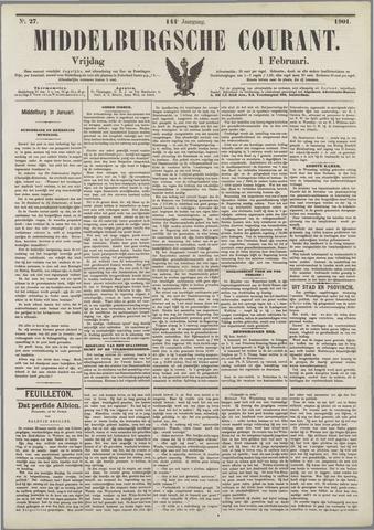 Middelburgsche Courant 1901-02-01