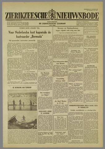 Zierikzeesche Nieuwsbode 1960-01-21