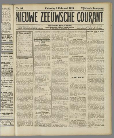 Nieuwe Zeeuwsche Courant 1919-02-08