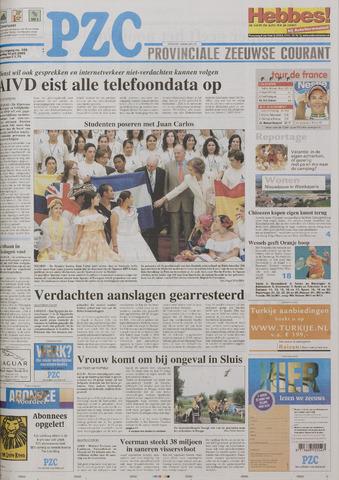 Provinciale Zeeuwse Courant 2005-07-16