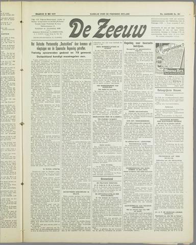 De Zeeuw. Christelijk-historisch nieuwsblad voor Zeeland 1937-05-31