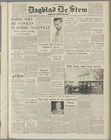 de Stem 1957-09-13
