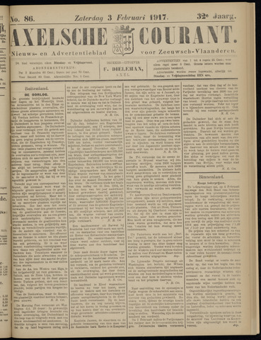 Axelsche Courant 1917-02-03