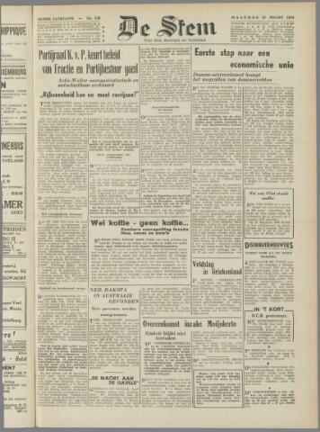 de Stem 1947-03-31