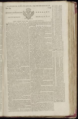 Middelburgsche Courant 1795-06-13