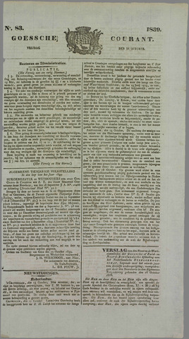 Goessche Courant 1839-10-18