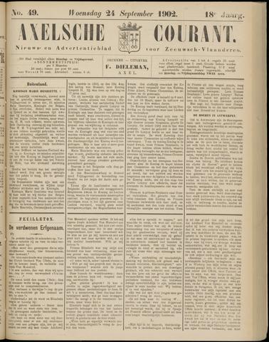 Axelsche Courant 1902-09-24