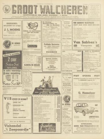 Groot Walcheren 1964-11-19