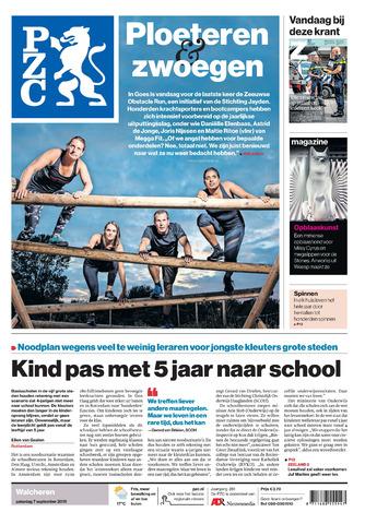 Provinciale Zeeuwse Courant 2019-09-07