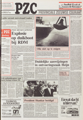 Provinciale Zeeuwse Courant 1988-01-26