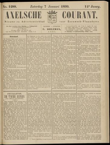 Axelsche Courant 1899-01-07