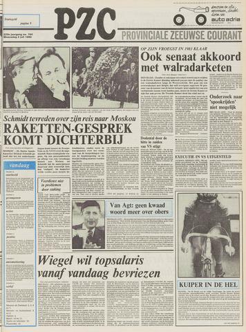Provinciale Zeeuwse Courant 1980-07-02