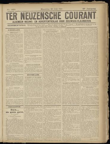 Ter Neuzensche Courant. Algemeen Nieuws- en Advertentieblad voor Zeeuwsch-Vlaanderen / Neuzensche Courant ... (idem) / (Algemeen) nieuws en advertentieblad voor Zeeuwsch-Vlaanderen 1929-07-29