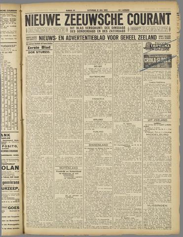 Nieuwe Zeeuwsche Courant 1923-07-21