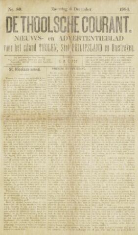 Ierseksche en Thoolsche Courant 1884-12-06