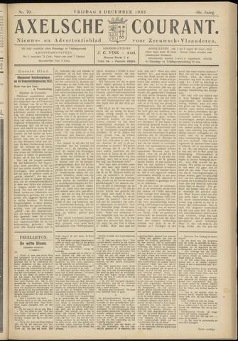Axelsche Courant 1932-12-02