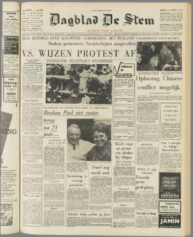 de Stem 1966-08-06