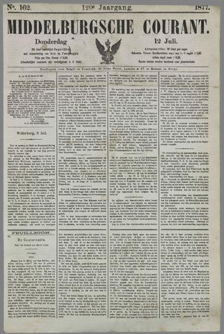 Middelburgsche Courant 1877-07-12