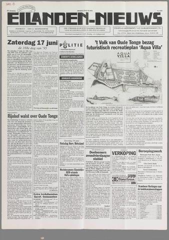 Eilanden-nieuws. Christelijk streekblad op gereformeerde grondslag 1995-06-20