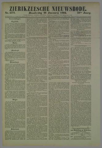 Zierikzeesche Nieuwsbode 1882-01-26