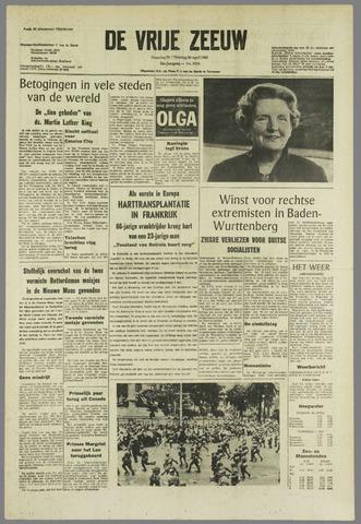 de Vrije Zeeuw 1968-04-29