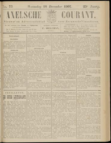 Axelsche Courant 1907-12-18